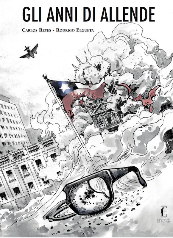 Gli anni di Allende – La novella grafica