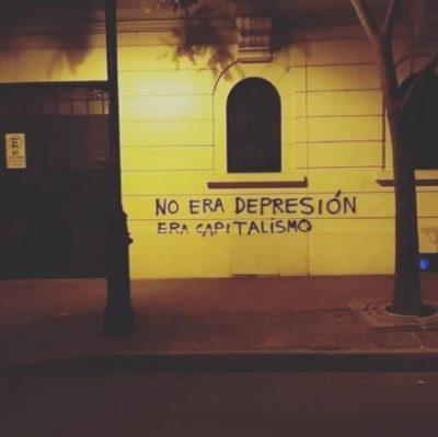 Non era depressione, era capitalismo