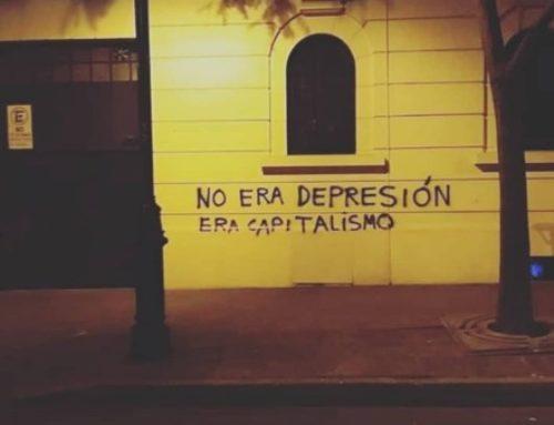 Non era depressione, era capitalismo – Nona Fernández