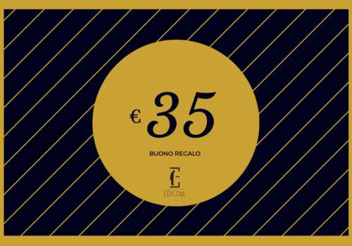Buono regalo 35€ – Gift Card Edicola