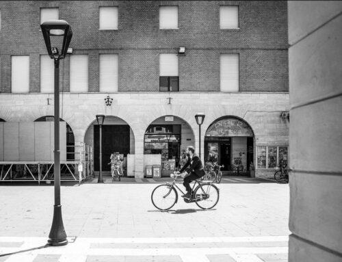 Libri e bicicletta: accoppiata perfetta